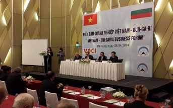 Българо-виетнамски бизнес форум в град Дананг, Виетнам