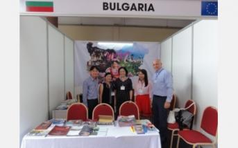 СТИВ-Хошимин представи български университети по време на EU Scholarships Day на 2 октомври 2016 година