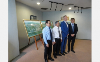 "The Minister of Economy of the Republic of Bulgaria visited the industrial zone ""Vietnam - Singapore"" in Bin Duong"