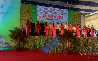 """Международно изложение """"Земеделие Виетнам 2017"""""""