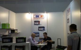 """Участие на """"МОНБАТ"""" АД в международното изложение AUTOMECHANIKA 2018"""
